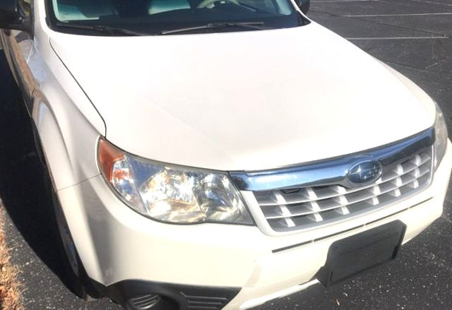 2013 Subaru Forester X Knoxville, Tennessee 1