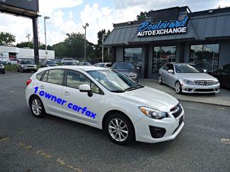 2013 Subaru Impreza hatchback 2.0i Premium Charlotte, North Carolina