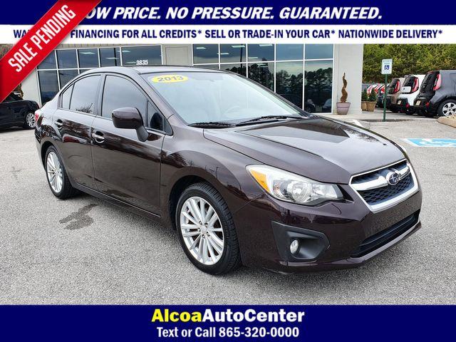 2013 Subaru Impreza Limited AWD w/Moonroof/Navigation