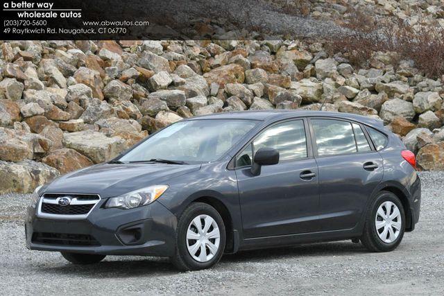 2013 Subaru Impreza 2.0i Naugatuck, Connecticut
