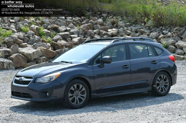 2013 Subaru Impreza 2.0i Sport Premium Naugatuck, Connecticut