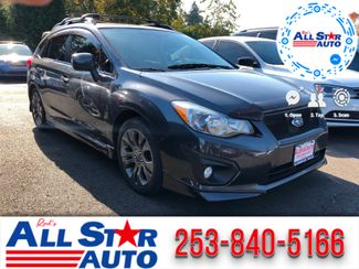 2013 Subaru Impreza 2.0i Sport Limited in Puyallup Washington, 98371