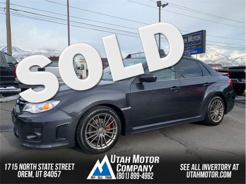 2013 Subaru Impreza WRX PREMIUM | Orem, Utah | Utah Motor Company in Orem Utah
