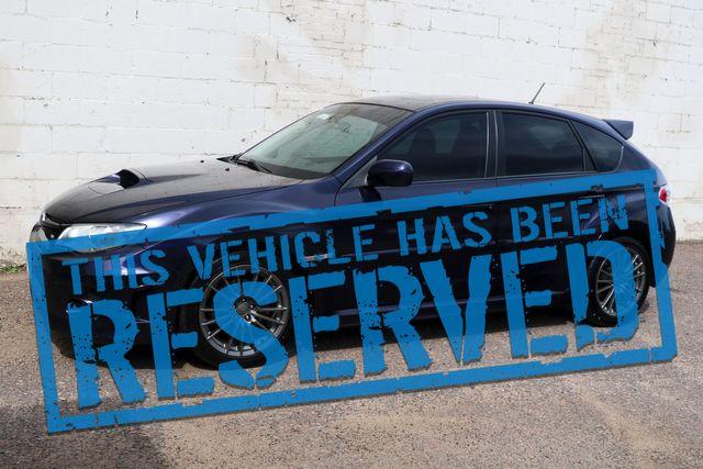 2013 Subaru Impreza WRX Premium AWD Hatchback w/Touchscreen Audio, Power Moonroof, Heated Seats & Low Miles