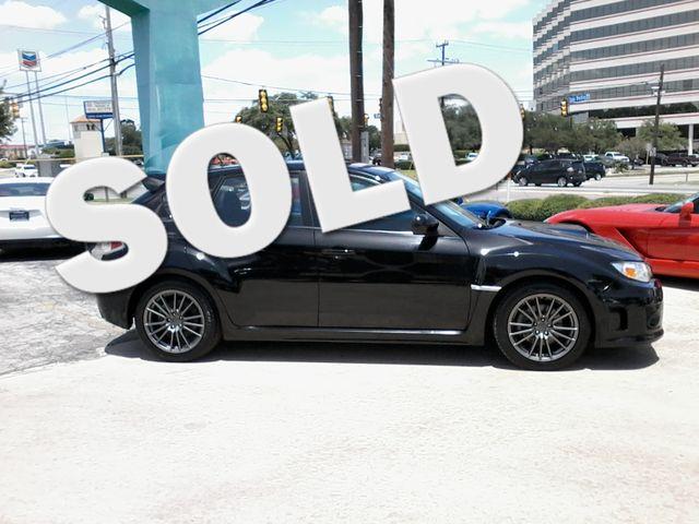 2013 Subaru Impreza WRX Premium/DXO San Antonio, Texas