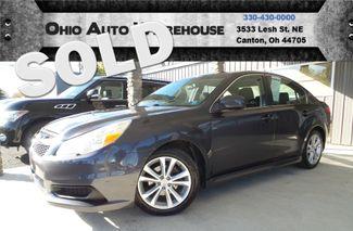 2013 Subaru Legacy 2.5i Premium ALL WHEEL DRIVE Sunroof We Finance   Canton, Ohio   Ohio Auto Warehouse LLC in Canton Ohio