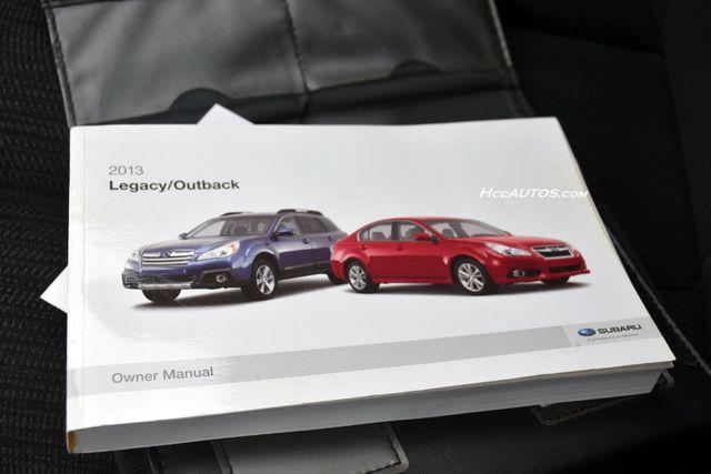 2013 Subaru Legacy 2.5i Premium Waterbury, Connecticut 31