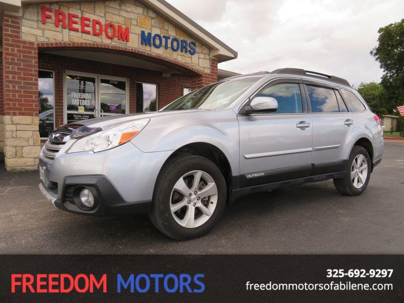 2013 Subaru Outback 3.6R Limited   Abilene, Texas   Freedom Motors  in Abilene Texas