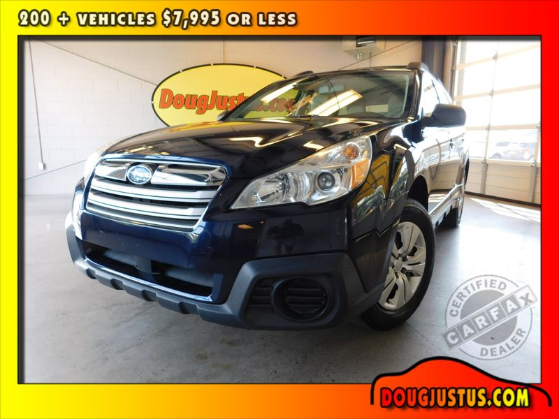 2013 Subaru Outback 25i  city TN  Doug Justus Auto Center Inc  in Airport Motor Mile ( Metro Knoxville ), TN