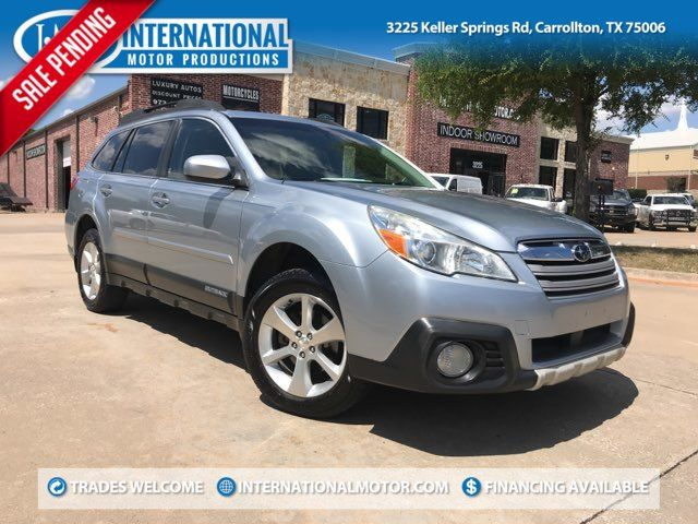 2013 Subaru Outback 2.5i Limited ONE OWNER