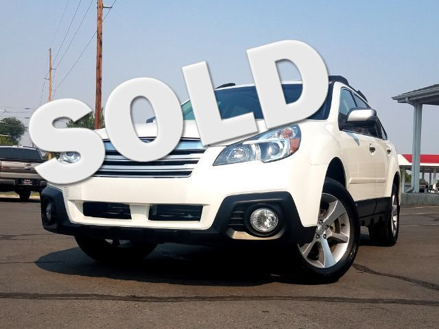 2013 Subaru Outback 2.5i Limited LINDON, UT
