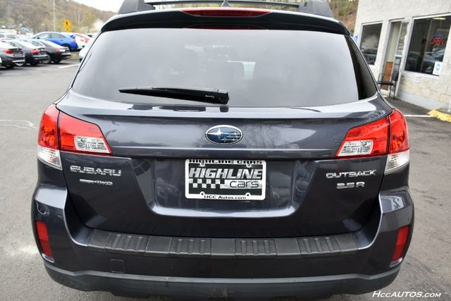 2013 Subaru Outback 3.6R Limited Waterbury, Connecticut 8