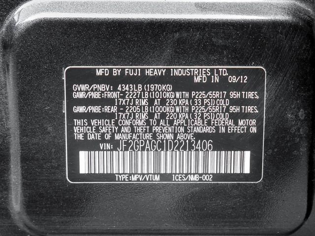 2013 Subaru XV Crosstrek Limited Burbank, CA 22