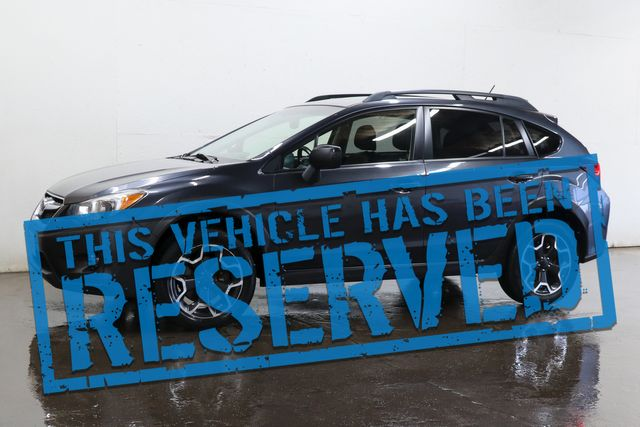 2013 Subaru XV Crosstrek Limited AWD SUV w/Touchscreen Nav, Backup Cam, Heated Seats, Moonroof & B.T. Audio