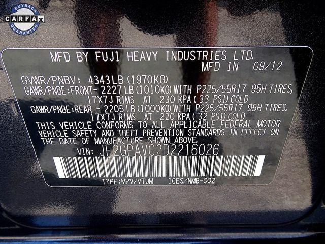 2013 Subaru XV Crosstrek Premium Madison, NC 46