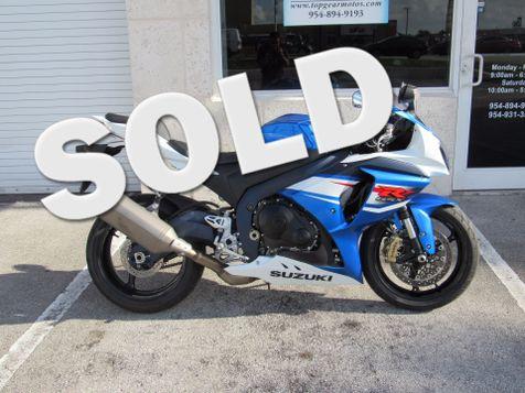 2013 Suzuki GSX-R 1000  in Dania Beach, Florida