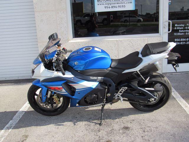 2013 Suzuki GSX-R 1000 in Dania Beach Florida, 33004