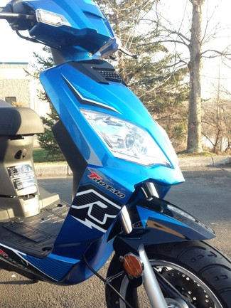 2015 Taotao Thunder 49cc Scooter / Moped in Crate Blaine, Minnesota 2