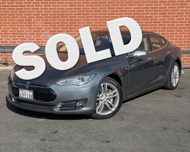 2013 Tesla Model S Burbank, CA 0