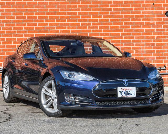 2013 Tesla Model S Burbank, CA 2