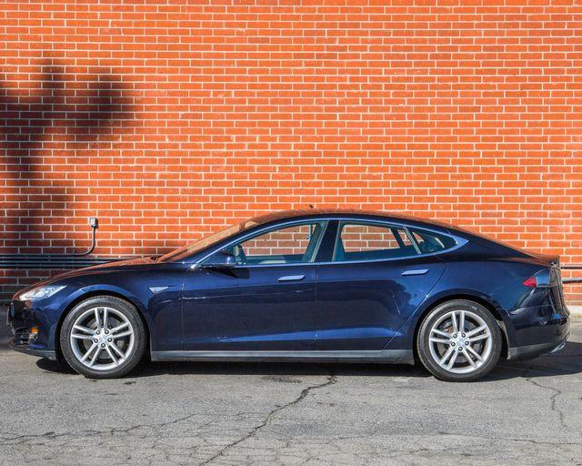 2013 Tesla Model S Burbank, CA 4