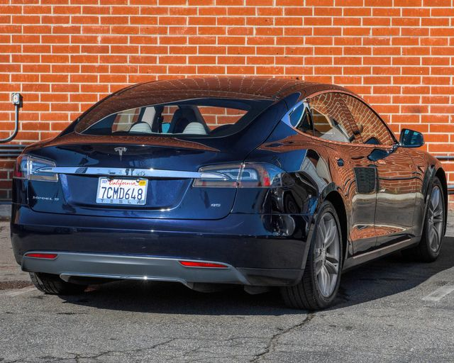2013 Tesla Model S Burbank, CA 5