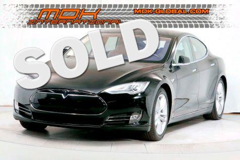 2013 Tesla Model S 85 - Air Suspension - Tech pkg in Los Angeles