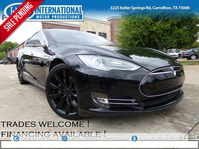 2013 Tesla Model S in Carrollton, TX 75006