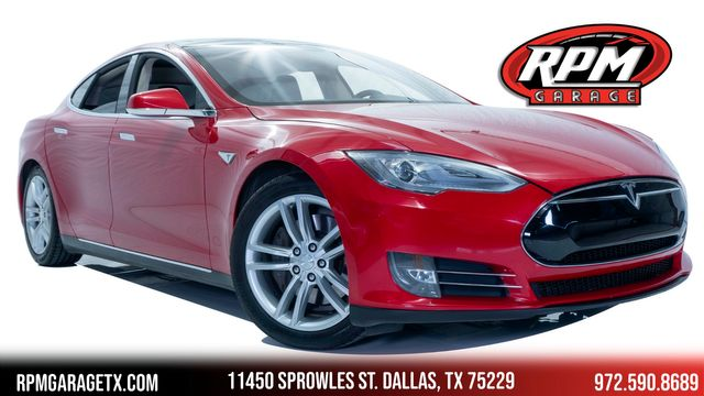 2013 Tesla Model S Performance 85