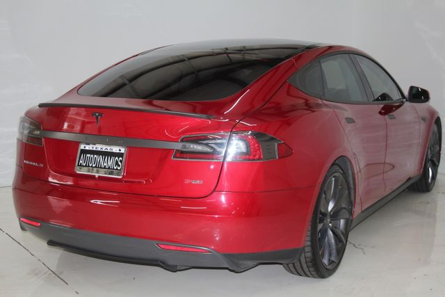 2013 Tesla Model S Performance Houston, Texas 15