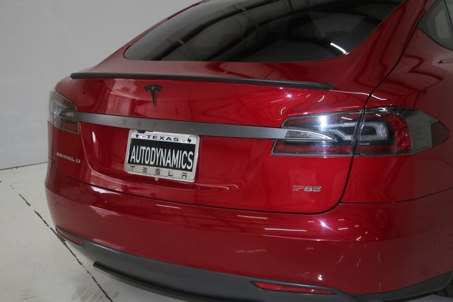 2013 Tesla Model S Performance Houston, Texas 22