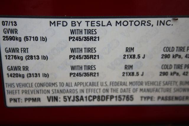 2013 Tesla Model S Performance Houston, Texas 42