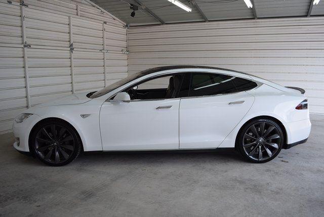 2013 Tesla Model S Performance P85 in McKinney Texas, 75070