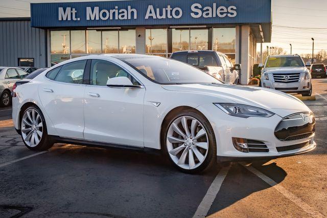 2013 Tesla Model S P85 Performance