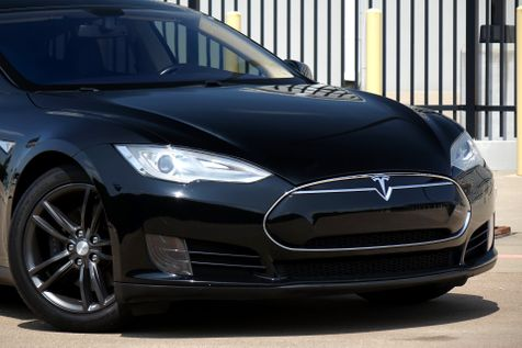 2013 Tesla Model S 40* 1 of 400* Pano Roof* Only 52K mi* NAV* BU Cam** | Plano, TX | Carrick's Autos in Plano, TX