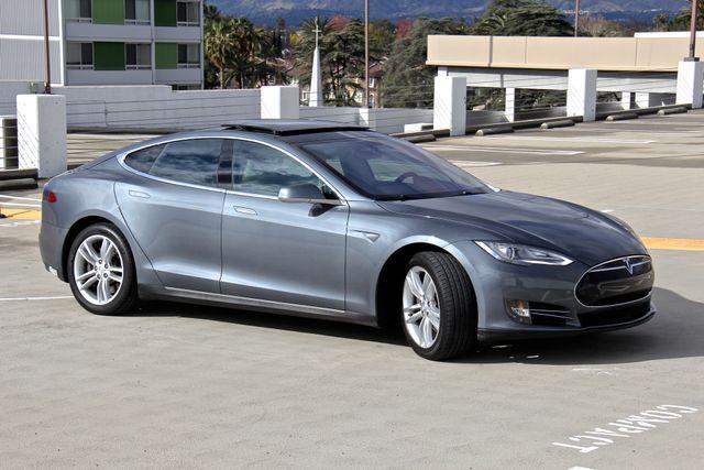 2013 Tesla Model S Reseda, CA 7