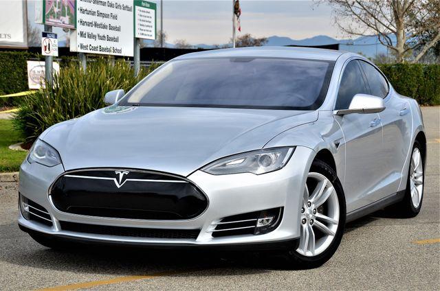 2013 Tesla Model S Reseda, CA 10