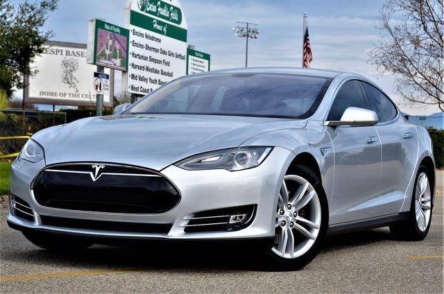 2013 Tesla Model S Reseda, CA 2