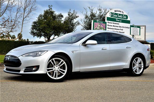 2013 Tesla Model S Reseda, CA 12