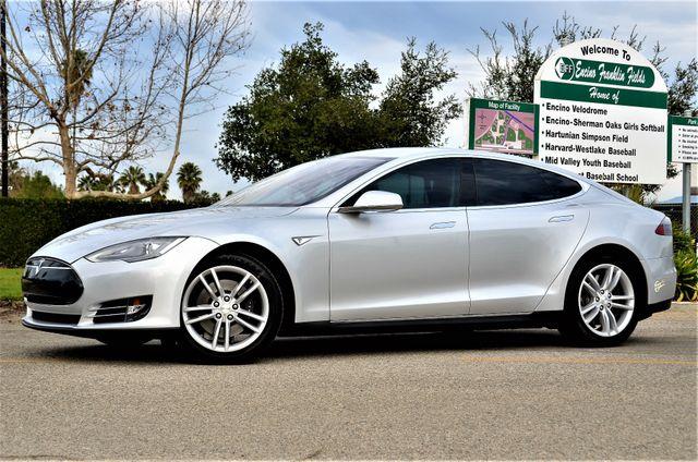 2013 Tesla Model S Reseda, CA 15