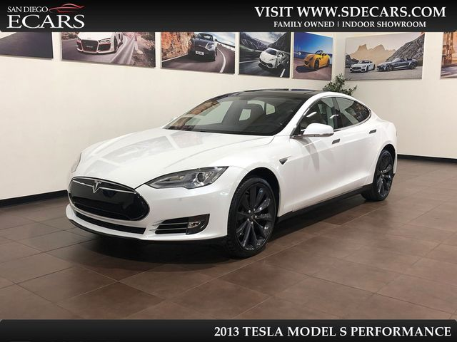 2013 Tesla Model S Performance in San Diego, CA 92126