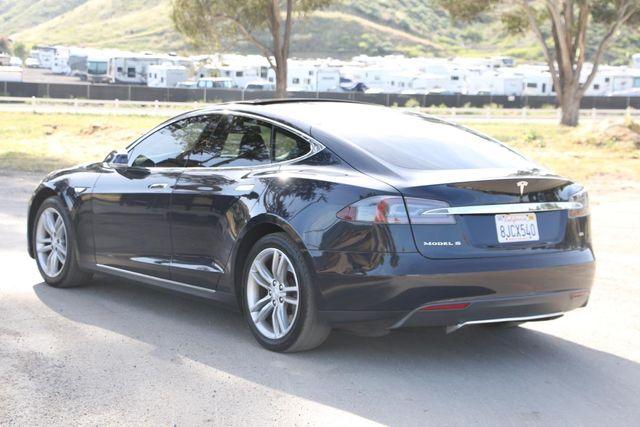 2013 Tesla Model S 85 Santa Clarita, CA 3