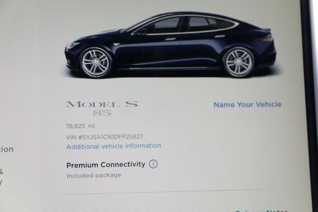2013 Tesla Model S 85 Santa Clarita, CA 20