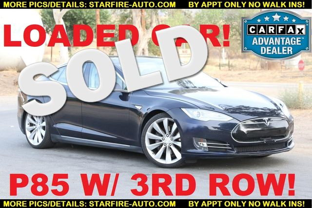 2013 Tesla Model S Performance Santa Clarita, CA