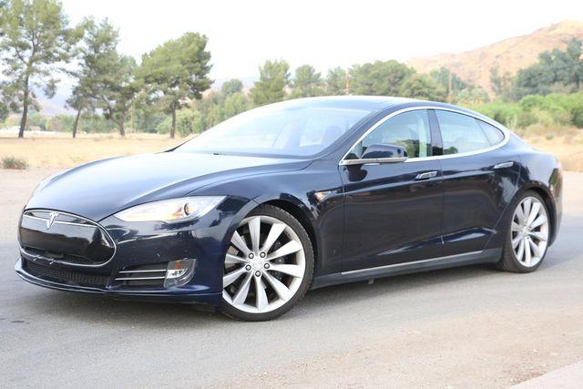 2013 Tesla Model S Performance Santa Clarita, CA 1
