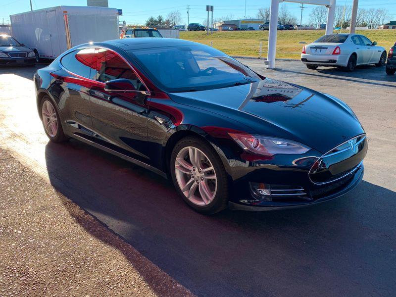 2013 Tesla Model S   St Charles Missouri  Schroeder Motors  in St. Charles, Missouri