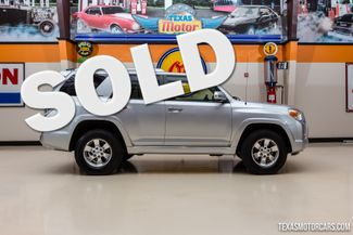 2013 Toyota 4Runner SR5 4X4 in Addison Texas, 75001