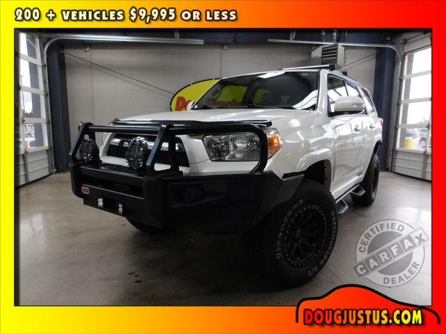 2013 Toyota 4Runner LIMITED- SALVAGE TITLE