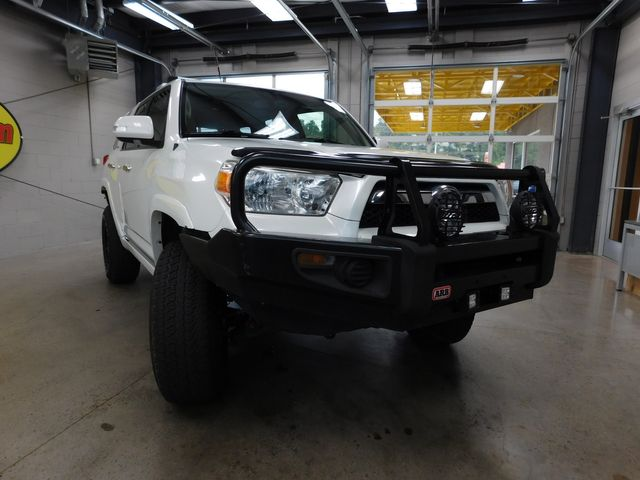 2013 Toyota 4Runner LIMITED- SALVAGE TITLE in Airport Motor Mile ( Metro Knoxville ), TN 37777
