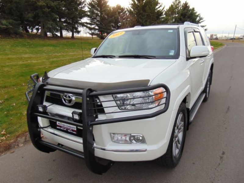 2013 Toyota 4Runner Limited  city MT  Bleskin Motor Company   in Great Falls, MT